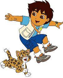 Resultado De Imagen Para Diego Go Diego Go Dora Diego Baby Jaguar
