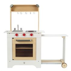 Hape Cook & Serve Play Kitchen