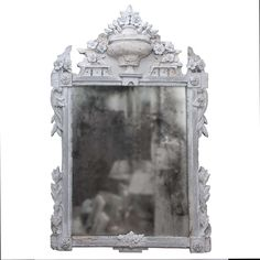 18th Century Louis Mirror