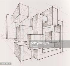 Vektorgrafik : geometric figures
