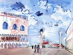 Raoul Dufy , Venice