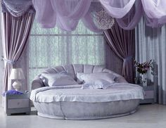 My dream room Awesome Bedrooms, Beautiful Bedrooms, Beautiful Beds, Beautiful Things, Dream Rooms, Dream Bedroom, Bedroom Sets, Bedroom Decor, What's My Favorite Color