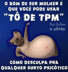 """""""Tô de TPM"""""""