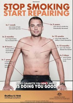 this makes you think about smoking or really quitting smoking #smoking #health