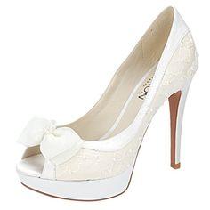 4925df15c6 Peep Toe Feminino Pérolas Belmon - 13142 - 33 a 43 - Sapatos Femininos
