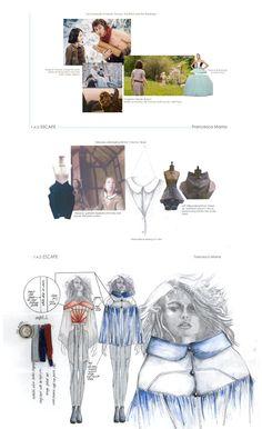 Milan Designersblock at Ventura Lambrate - ARTS THREAD - ArtsThread : Fashion Design & Development - Narnia inspired fashion; Fashion Portfolio Layout, Fashion Design Sketchbook, Portfolio Design, Sketchbook Layout, Sketchbook Inspiration, Sketchbook Ideas, Fashion Books, Fashion Fashion, Trendy Fashion