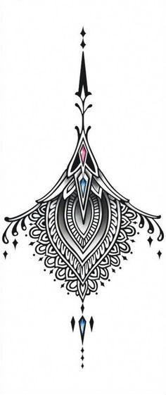 Sexy Back Tattoo / Open Back Dress Tattoo / Blackwork Orname.- Sexy Back Tattoo / Open Back Dress Tattoo / Blackwork Ornamental Tattoos Sexy Back Tattoo / Open Back Dress Tattoo / Blackwork Large Tattoos, Trendy Tattoos, Popular Tattoos, Black Tattoos, Tribal Tattoos, Tattoos For Women, Cool Tattoos, Tattoo Women, Spine Tattoos