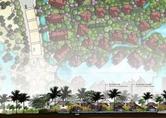 Haikou Dragon Park Resort Haikou, Park Resorts, Beach Hotels, Dragon, Layout, Landscape, Page Layout, Landscape Paintings, Scenery