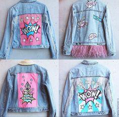 Купить Джинсовка, футболка с принтом любым - комбинированный, джинсовка, рисунок на футболке, футболка, рисунок по фото