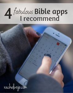 Bible Apps are the best thing since sliced bread. Ok, better than sliced bread. Seriously, I love Bible apps and for the last five years, I've used them almost every day.