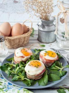 Brie, Sushi, Healthy Recipes, Healthy Food, Eggs, Breakfast, Ethnic Recipes, Healthy Foods, Morning Coffee