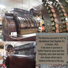 Kaffie Frederick Cash Register