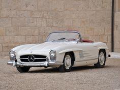 Todas las fotos del Mercedes 300SL R198 USA 1957. La galería de fotos más completa del Mercedes 300SL R198 USA 1957