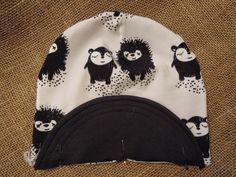 Lippapipon ohje Sewing Accessories, Handicraft, Modern, Winter Hats, Beanie, Knitting, How To Make, Kids, Handmade