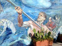 Painting #cinqueterre #riomaggiore #blogvoyage