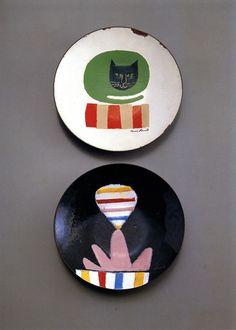 ceramics by Paul Rand