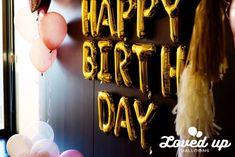 お得な誕生日の出張バルーンデコレーション!バルーンデコレーション専門サービス|Loved up balloons