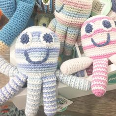 New Pebble Octopodes Spotted!  More fun market finds coming soon to The Duck!  #30a #seasidefl ( # @duckiesseaside via @latermedia )  #pebble #pebblechild #purchasewithpurpose #handmade #fairtrade #fairtrade360 #pebblespotted #octopus #crochet #handmadetoys