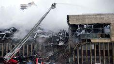 Russie - Un incendie ravage la plus grande bibliothèque universitaire du pays | tvanouvelles.ca