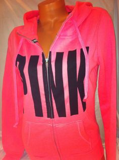 Victoria's Secret pink jackets love them!