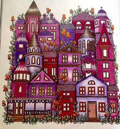 #coloringforadults #dagdrömmar #hannakarlzon #omalovanky #omalovankypredospelych#coloring