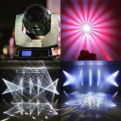 3 in 1 Big Hero 330 beam wash & spot! #brightnessblog #lightingdesigner #showofthelight #clubedosiluminadores #clubedoiluminador #stagelights #churchstagedesign #djlighting