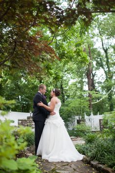 Nashville Garden Wedding Venue CJ's Off the Square