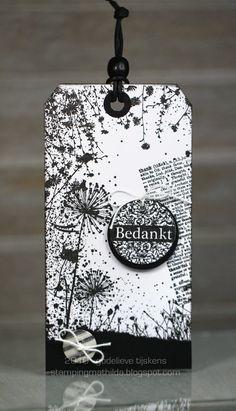 StampingMathilda: Black & White - 44