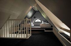 Wohlenberg huis - Knusse zolderkamer