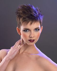 Pictures of pixie haircuts for women