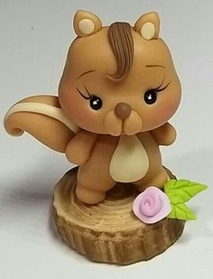 Character Cakes, Pasta Flexible, Marzipan, Clay Projects, Clay Jewelry, Fondant, Polymer Clay, Teddy Bear, Toys