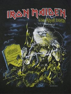 Iron Maiden 86