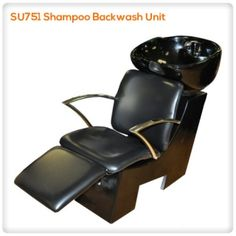 SU751 Shampoo Backwash Unit