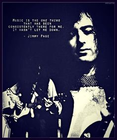 Mr. James Patrick Page, this is EXACTLY what I feel about your heavenly music!!!!