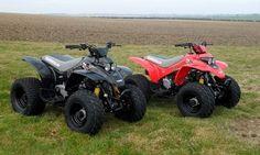 R100 Quadzilla Junior Quad Bike. For more information: http://www.fresh-group.com/junior-quads.html