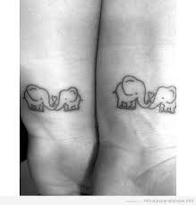 Resultado de imagen para tatuajes elefantes para mujeres