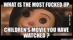 For me it's Coraline