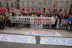 El Grupo FICOSA suspende contratos a 900 trabajadores en Catalunya teniendo beneficios