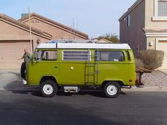 VW - Mint Green