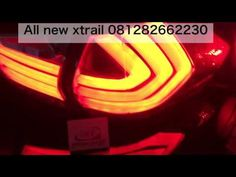 aksesoris grand new avanza 2017 toyota agya trd lampu bumper xenia 2012 led bar car s accessories stop lamp tail light nissan all xtrail 2015 3016 smoke