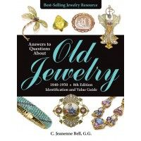 What's not to love about old jewelry ... especially if you learn how to spot the great pieces from the not-so-great baubles using this valuable resource available at KrauseBooks.com.