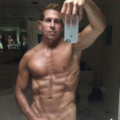 Jared David Hirsh naked mirror selfie