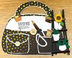 byMarleen Marianne Design, Crafts For Girls, Girly Girl, Louis Vuitton Monogram, Card Ideas, Stencils, Scrapbook, Paper, Creative