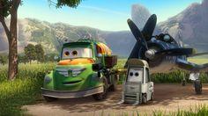 """Prepárate par el arribo de Disney's PLANES #ArribaPlanes reserva tu viaje para """"volar"""" a tu cine favorito el 9 de agosto."""