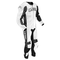 TRIPLE CROWN™ LEATHER RACE SUIT