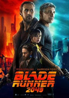 Directed by Denis Villeneuve. With Harrison Ford, Ryan Gosling, Ana de Armas, Robin Wright. A young blade runner's discovery of a long-buried secret leads him to track down former blade runner Rick Deckard, who's been missing for thirty years. Hd Movies Online, New Movies, Movies To Watch, Good Movies, Movies Free, 2018 Movies, Latest Movies, Harrison Ford, Sci Fi Movies