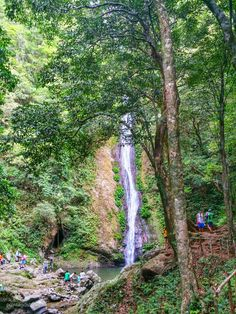 Kabigan #Waterfalls, Ilocos Norte | #pointandshootwanderlust Philippines Travel Guide, Philippines Culture, Ilocos, Travelogue, Where To Go, Waterfalls, Places Ive Been, Wanderlust, Weddings