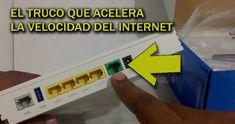 Aplica el truco que acelerará de manera definitiva la velocidad de tu internet – Manos a la Obra