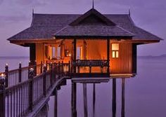 Pangkor Laut Resort in Malaysia, one of my dream destinations, which was as rewarding as I'd hoped it would be.