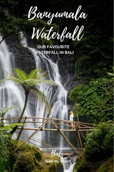 Banyumala Waterfall was one of our favourites in the whole of Bali. Not only is it huge, wild and beautiful, but its a waterfall that very few people seem to go to. Here's everything you need to know about this must-see place.
